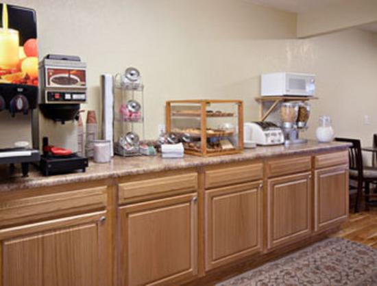 Super 8 Motel Janesville: Breakfast Area
