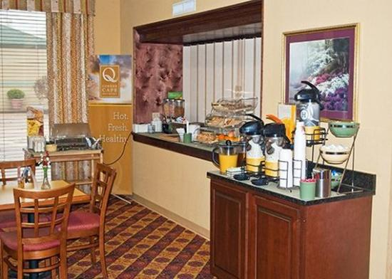 Quality Inn Heber Springs : Restaurant