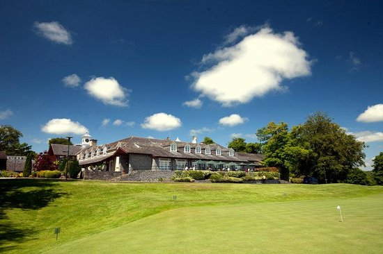 Mount Juliet Estate: The Golf ClubHouse