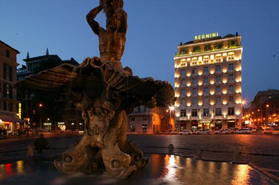 Photo of Hotel Bernini Bristol Rome