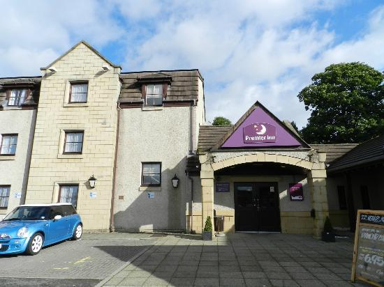 Premier Inn Dundee North: esterno