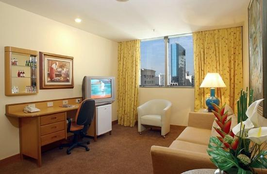 Windsor Guanabara Hotel: Suite