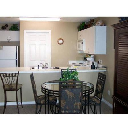 Gulfview Condominiums: Kitchen