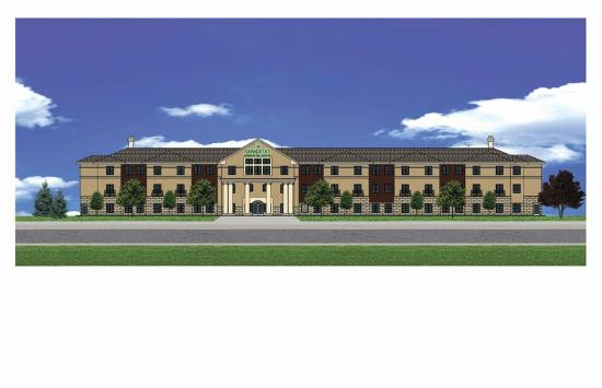 Grandstay Residential Suites Hotel Faribault: Exterior view