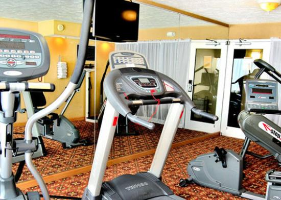 Clarion Inn: WVFitness Center