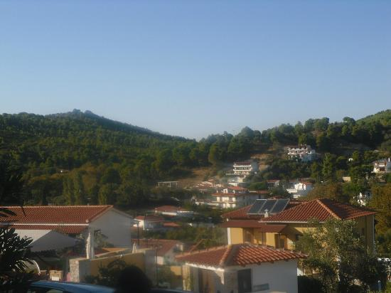 Skiathos Island Suites: Views