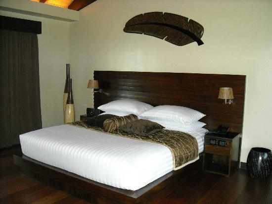 Two Seasons Coron Island Resort: Slept well.