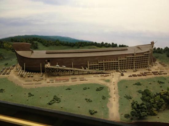 The World 39 S Not Safe Anymore Picture Of Creation Museum