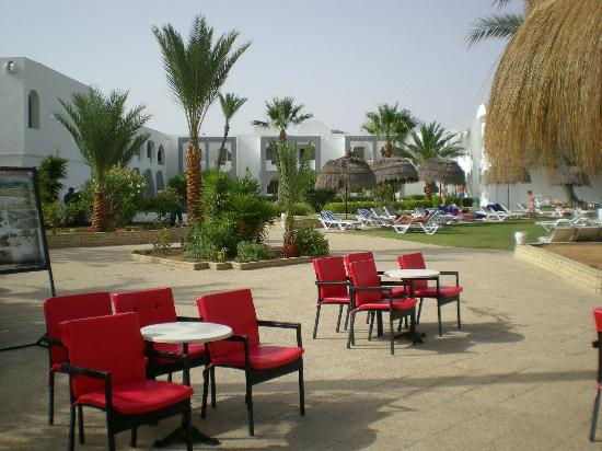 terrasse du bar exterieur picture of midoun djerba island tripadvisor. Black Bedroom Furniture Sets. Home Design Ideas
