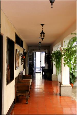 Hotel Posada Dona Luisa: good light inside