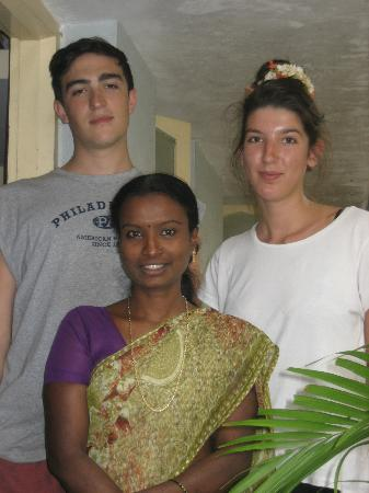 Mysore Bed and Breakfast: its even quite busy out of season