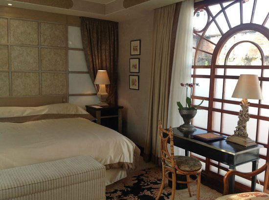 Mansion Alcazar Boutique Hotel: Garden Rooms