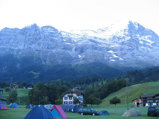 Camping Eigernordwand
