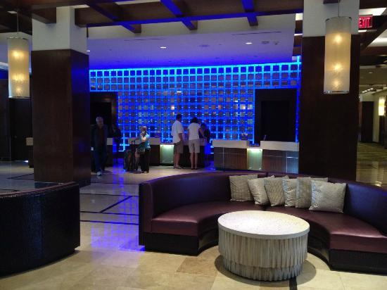 Renaissance Las Vegas Hotel: Reception
