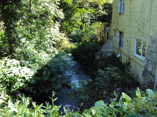 The Waterwheel Inn: stream1