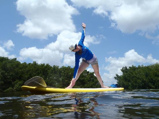 Sweetwater SUP Yoga