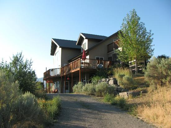 ‪‪Headwaters of the Yellowstone Bed and Breakfast‬: The B&B‬