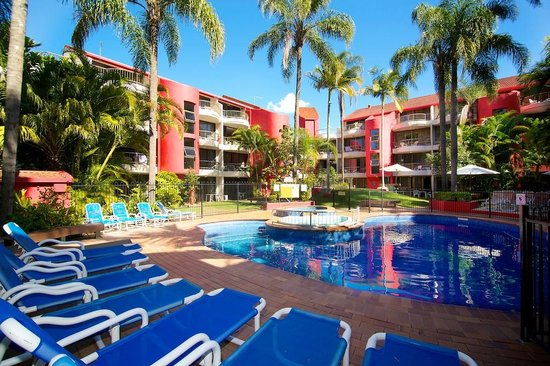 Photo of Enderley Gardens Apartments Surfers Paradise