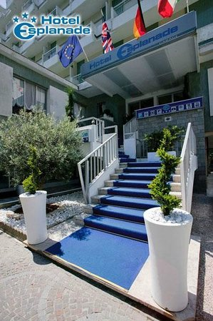 Photo of Hotel Esplanade Cesenatico