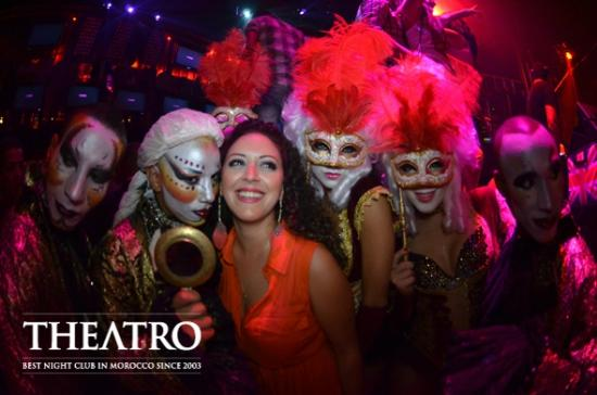 Club Theatro Marrakech Theatro Marrakech Best