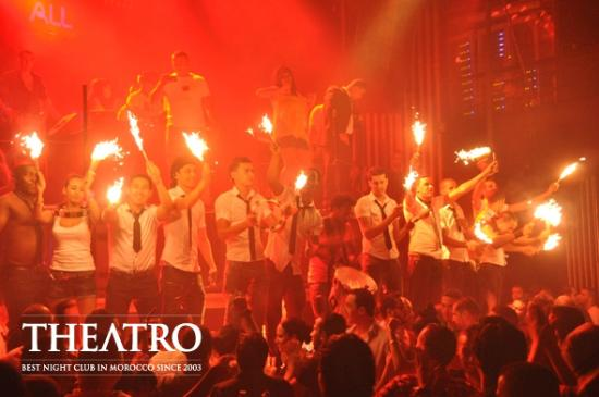 Club Theatro Marrakech Theatro Marrakech Morocco