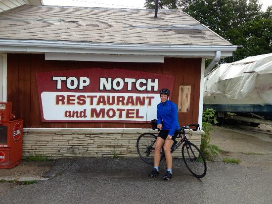 Top Notch Motel &amp; Restaurant: Top Notch Motel