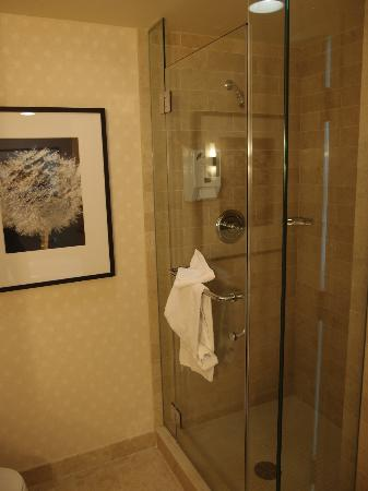 Niagara Fallsview Casino Resort: The very spacious bathroom.