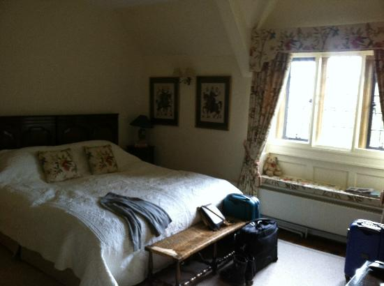 Deddington, UK: Our Room