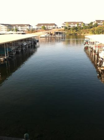 Southwood Shores Resort Condominiums: view from our deck