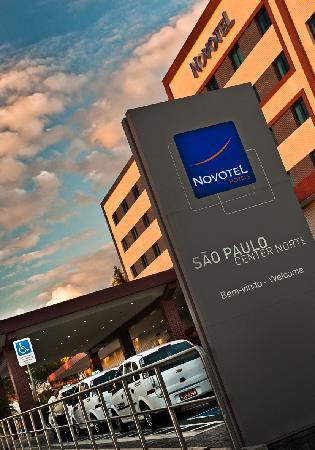 ‪Novotel Sao Paulo Center Norte‬