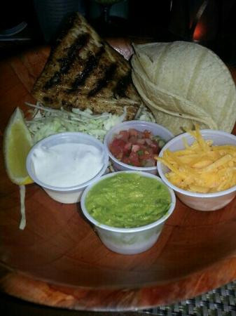 Mahi Mahi Fish Tacos on Reel Inn Dockbar  Ocean City   Restaurant Reviews   Tripadvisor