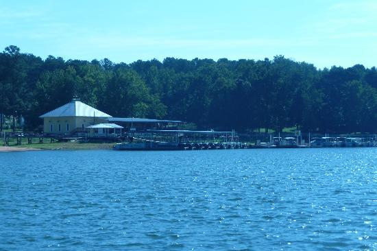 LaGrange, GA: Marina from the Water