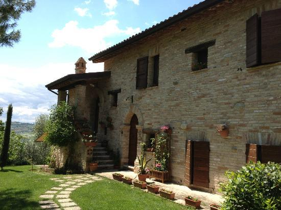 The Agriturismo Fiorano