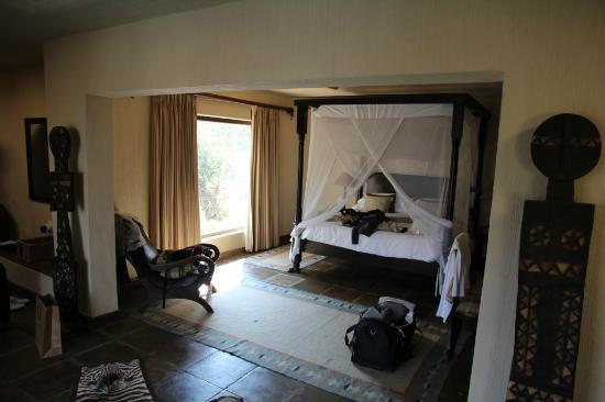 Sabi Sabi Bush Lodge: Bedroom