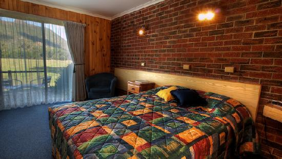 Kookaburra Motor Lodge: Double Room