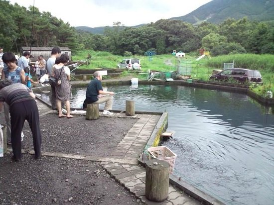 Jizobaru Fishining Center
