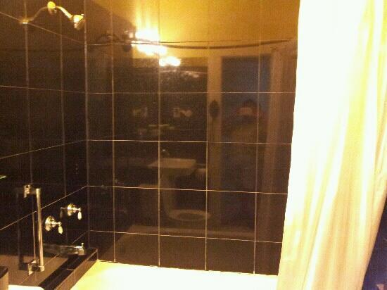 BEST WESTERN The Hotel California: Nice shower/tub