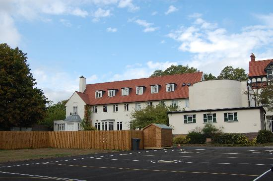 Harborne Hall Hotel