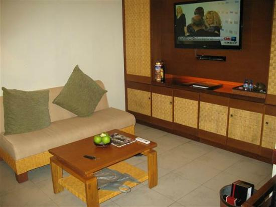 Kuta Seaview Boutique Resort & Spa: Cottage Room