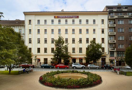 Clarion Hotel Prague City: Exterior
