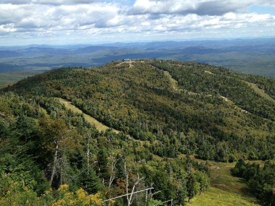 Chestertown, Nowy Jork: Summit of Gore Mountain