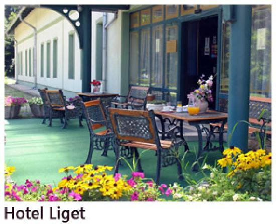 Photo of Hotel Liget Szombathely