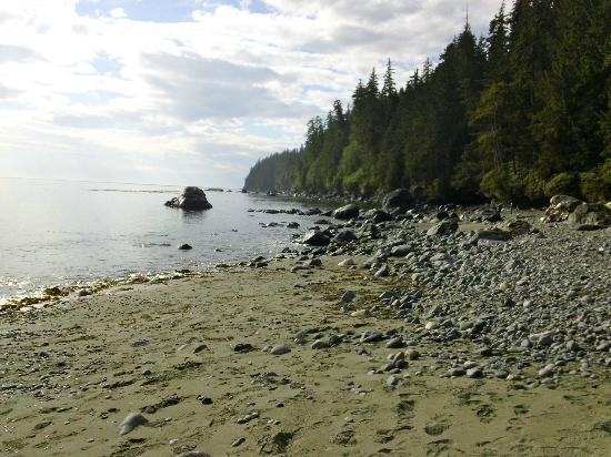 Orveas Bay Resort: Mystic Beach, Juan de Fuca Park