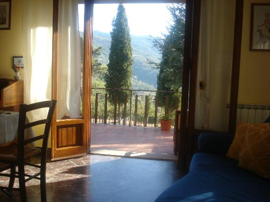 Villa Valenza: Common Area View