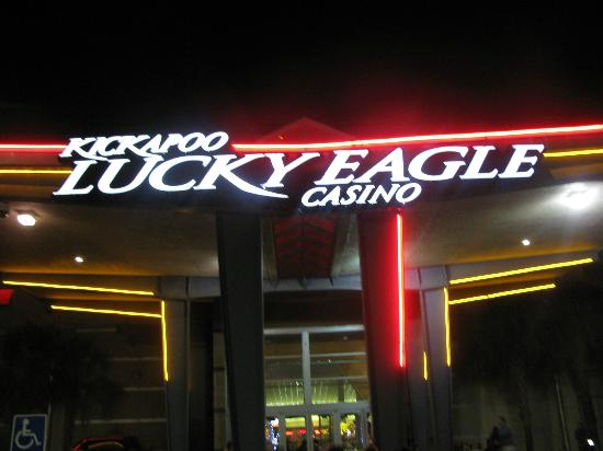 Eagle Pass, TX: Casino Entrance