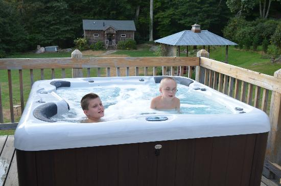 Banner Haven B&amp;B and Cabin Rentals: Always Family-Friendly