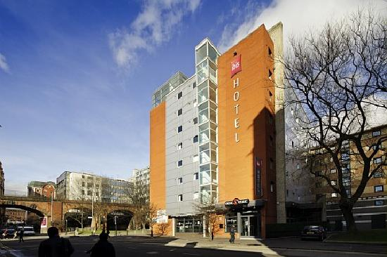 ibis Manchester Centre Princess Street Hotel