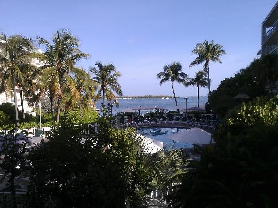 Galleon Resort And Marina: View from room