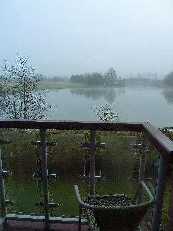 Days Inn Lockerbie Annandale Water: View from our room