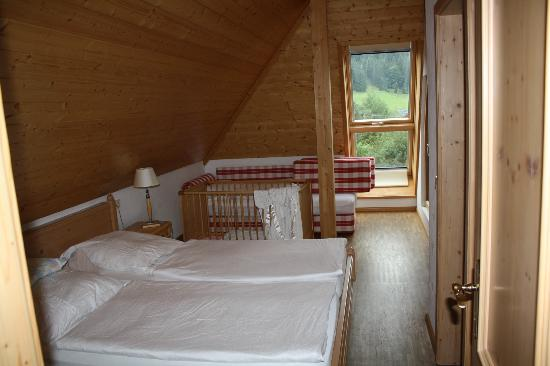 Hotel Schlehdorn: bedroom